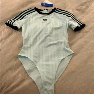 Adidas bodysuit. New with tag